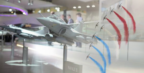 The 51st International Paris Air Show will be held from 15 to 21 June 2015 at Le Bourget Exhibition Centre a few kilometres from Paris