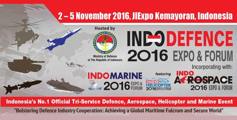 INDO DEFENCE 2016 EXPO & FORUM