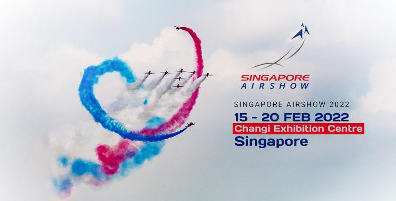 Singapore Airshow 2020 15 - 20 FEB 2022