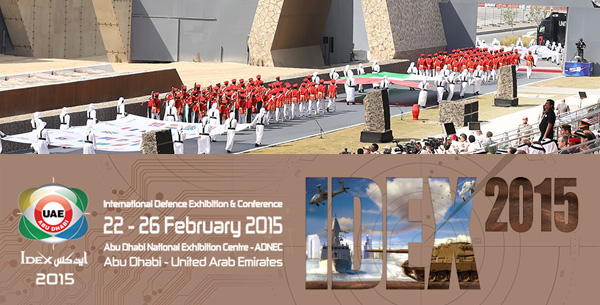 International Defence Exhibition & Conference (IDEX 2015)