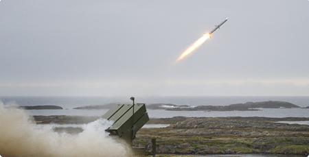 NASAMS Air Defence System