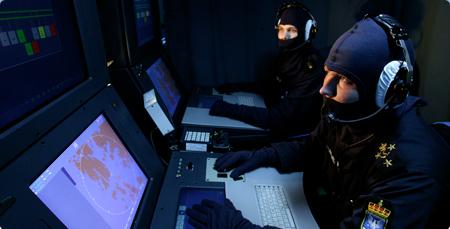 Combat Management System for surface vessels