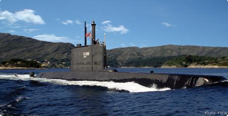 Combat Management System Submarine