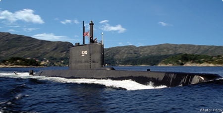 Combat Management System Submarine